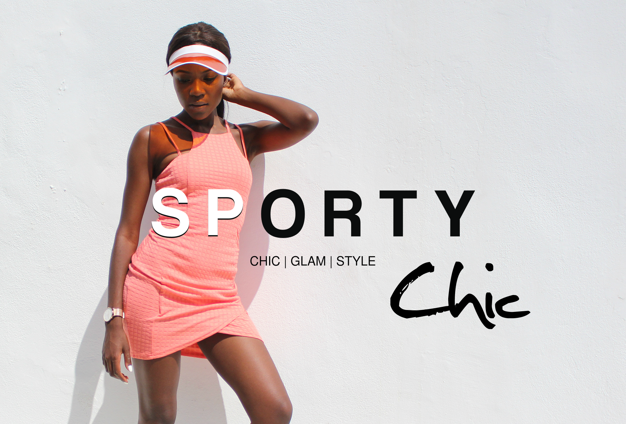 sporty-chic