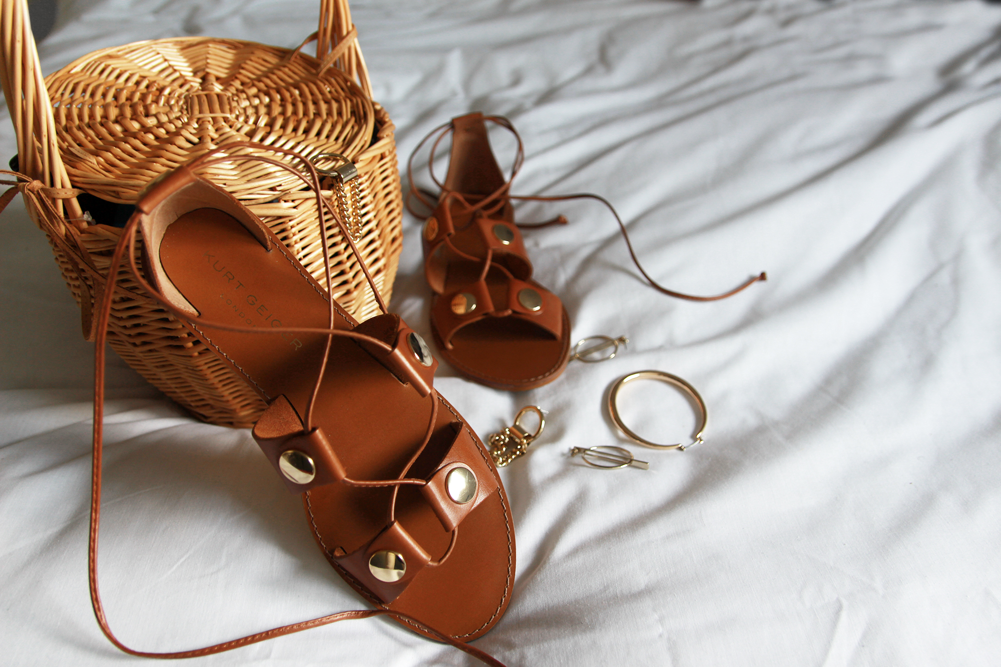 brown-kurt-geiger-sandals