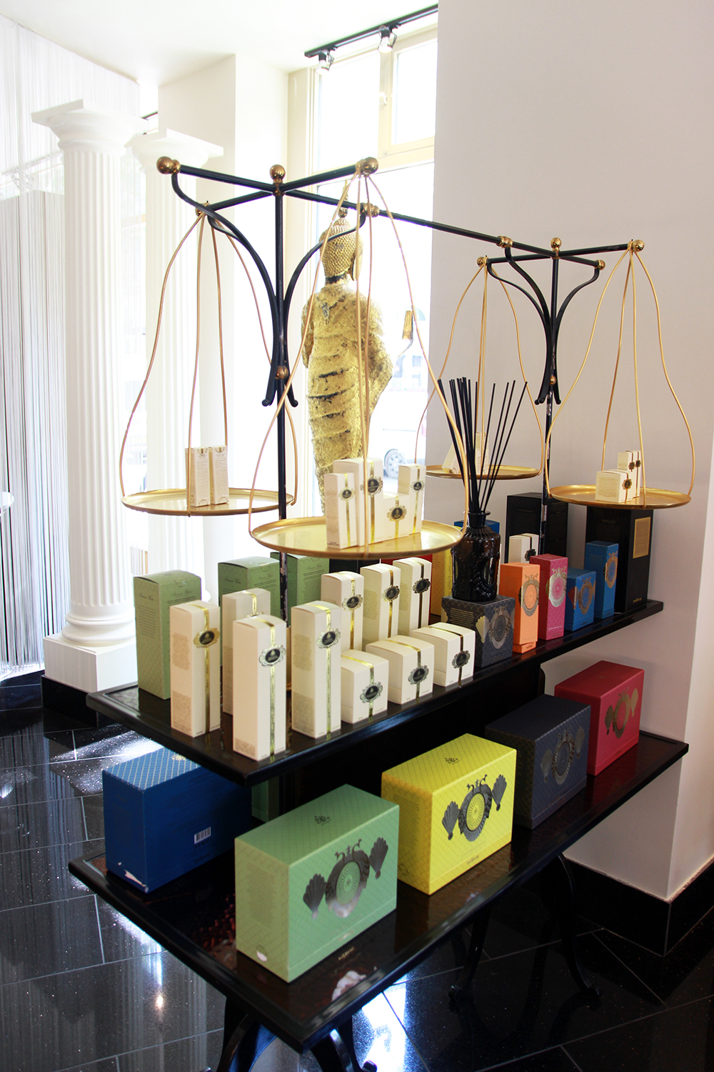 Thai Square Spa Products