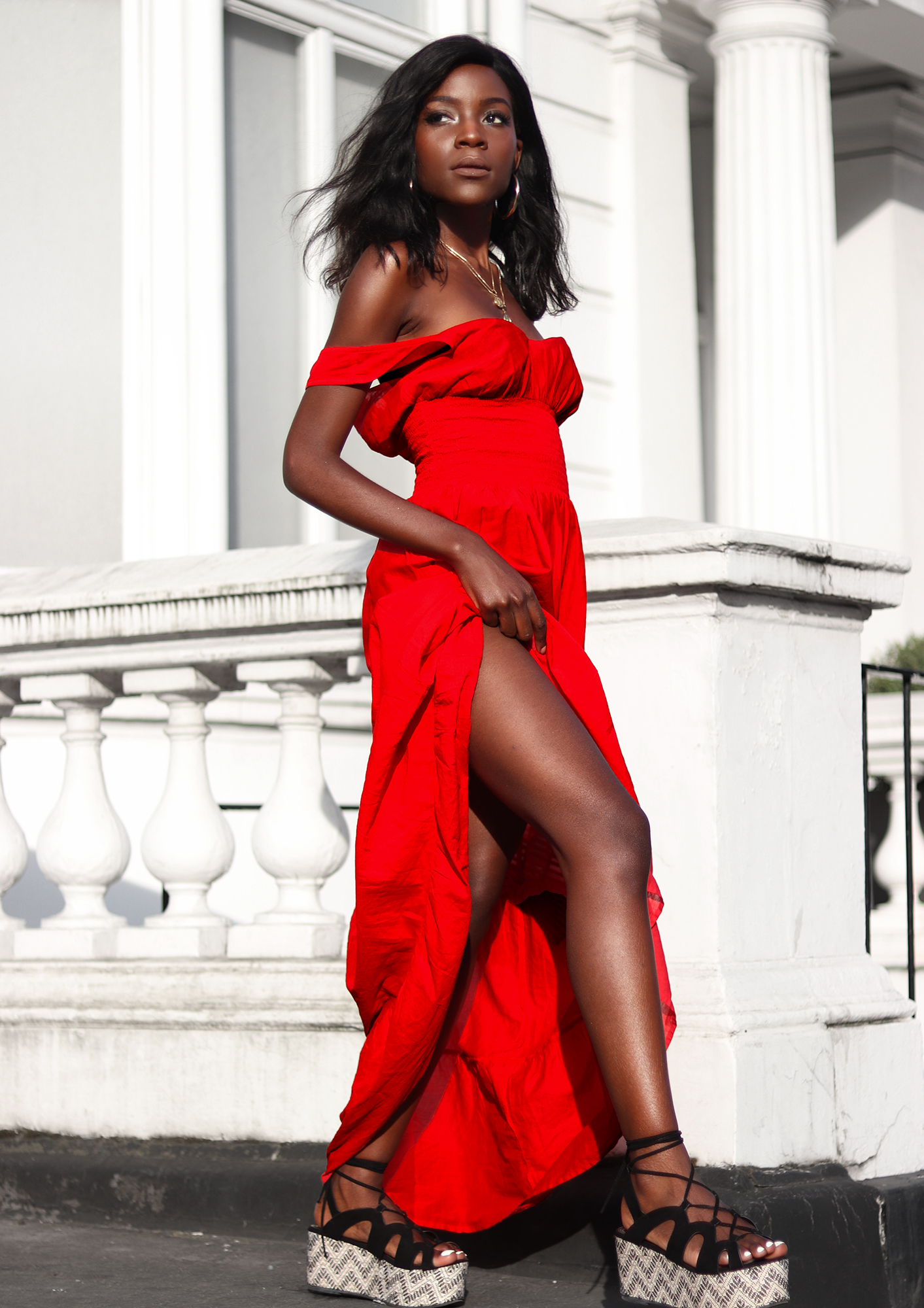 The Red Dress Effect – ChicGlamStyle