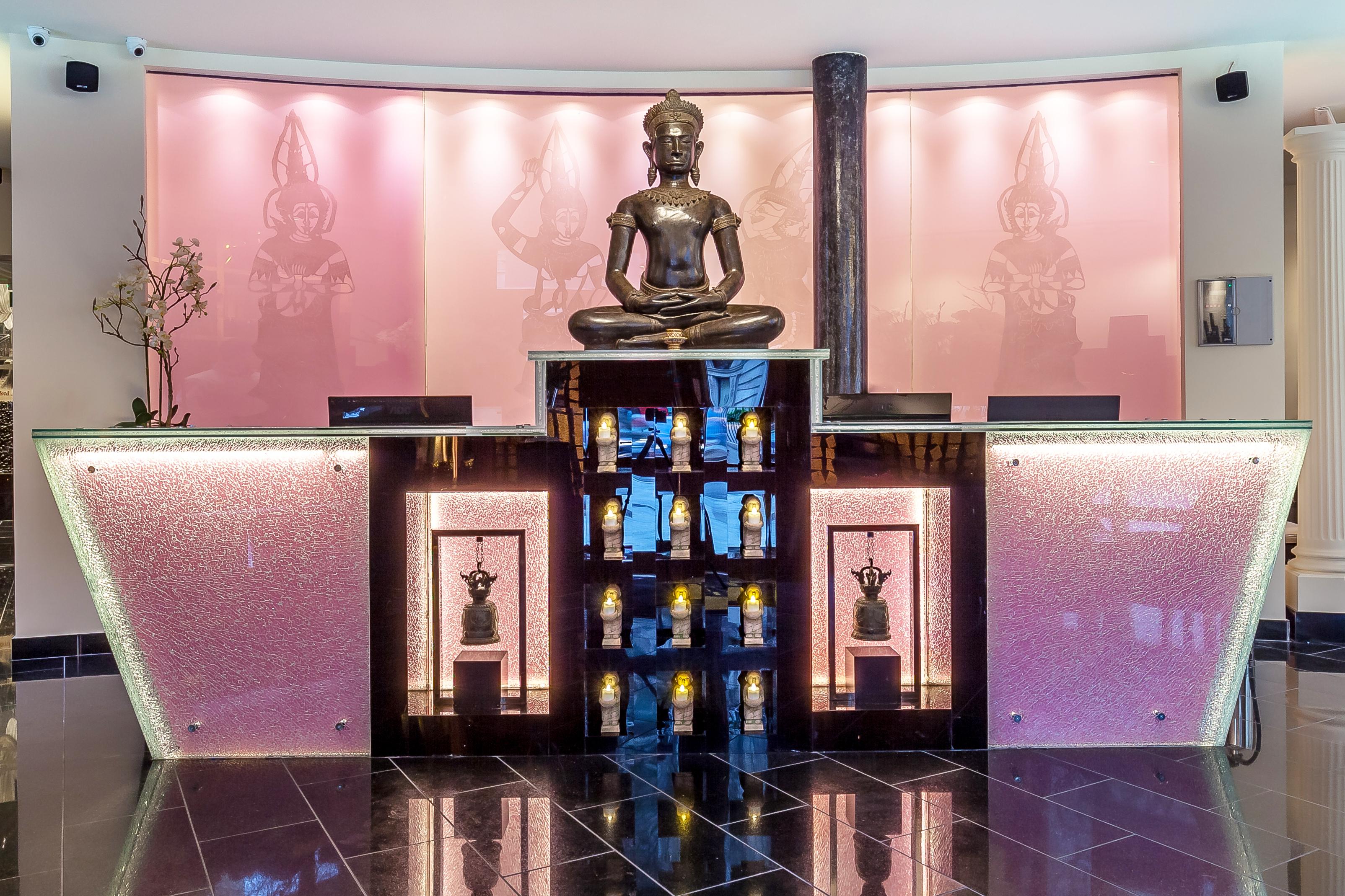 Thai Sq Spa Reception