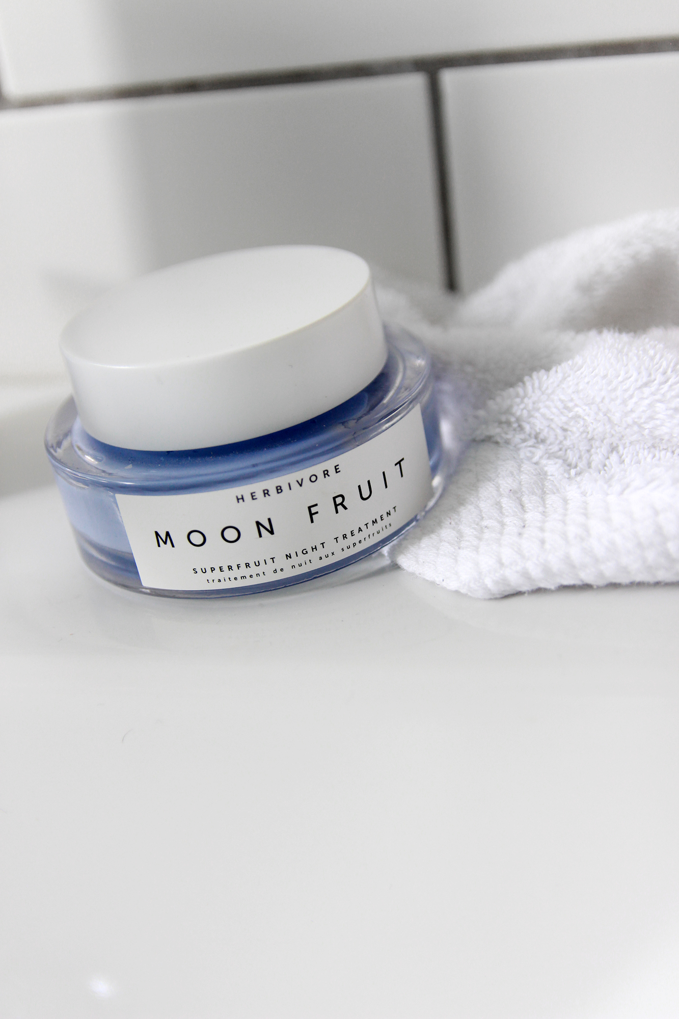 Herbivore Botanicals Moon Fruit Night Treatment Review