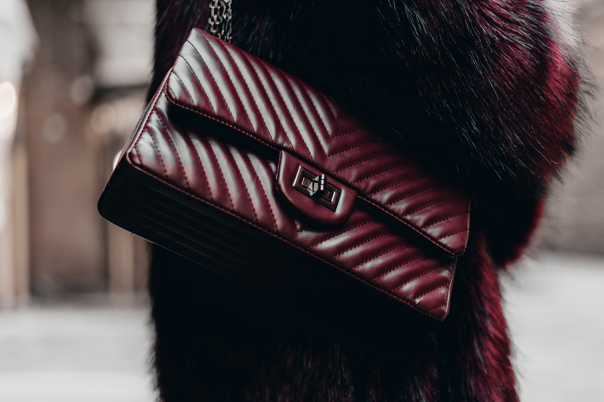 burgundy-bag