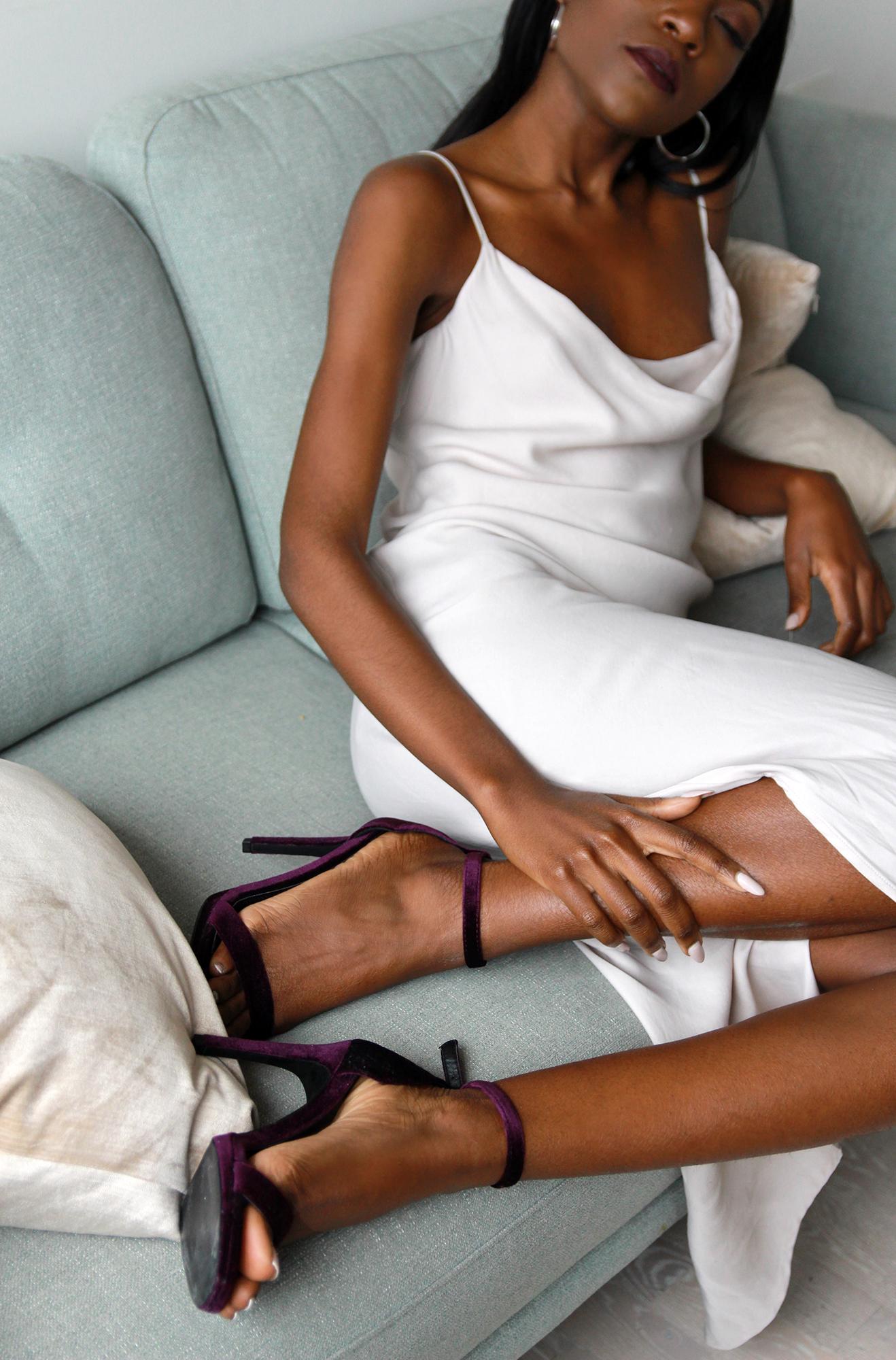 white-slip-dress
