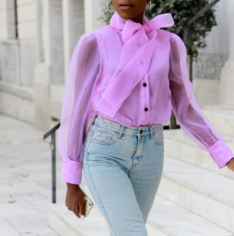 zara-purple-organza-top